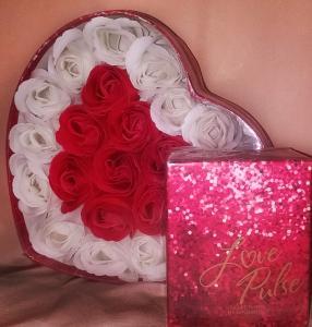 Фото Наборы с парфюмерией Пульс любви