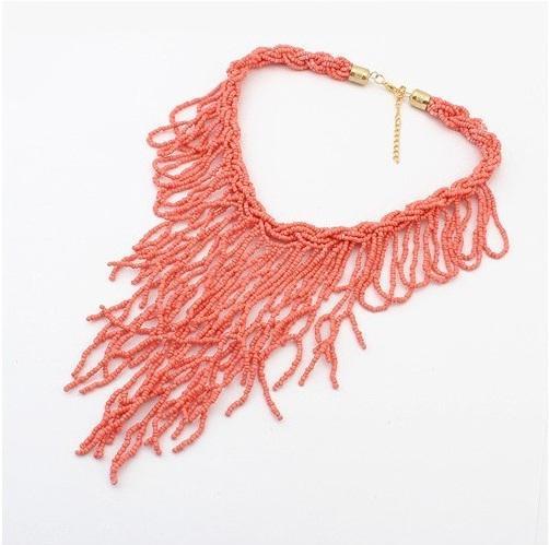 Ожерелье Коралл
