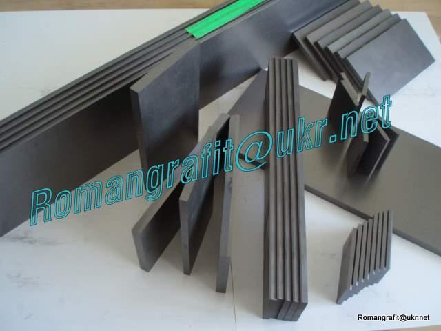 Графитовые пластины для вакуумного насоса 4х35 х63 (Германия)
