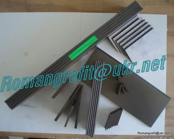 Лопатка графитовая  3х 25 х 41 (Германия)