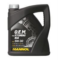 MANNOL  5W-30 O.E.M. for Hyundai Kia синт. 4л
