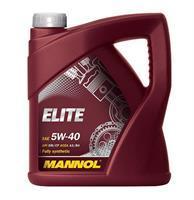 MANNOL  5W-40 ELITE синт. 4л
