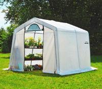 Фото Теплицы Теплица Greenhouse со светорассеивающим тентом 3х3х2,4 м