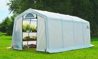 Фото Теплицы Теплица Greenhouse со светорассеивающим тентом 3х6,1х2,4 м