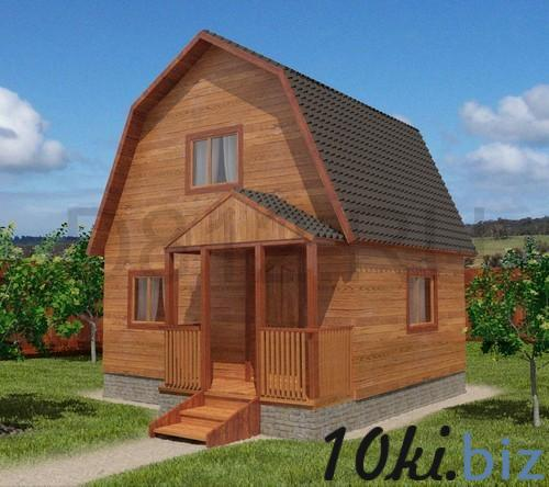 Дом из бруса Д-3 Услуги по строительству купить на рынке Апраксин Двор