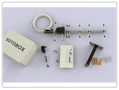 Усилитель GSM сигнала SOTOBOX
