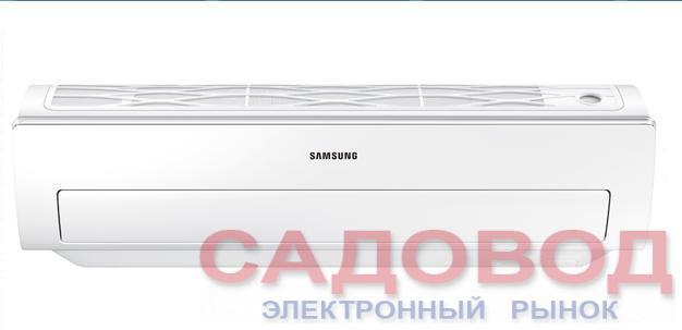 до 20 кв.м Samsung AQ07HQFWKNER/XER  НЕ ИНВЕРТОР Климатические системы на рынке Садовод