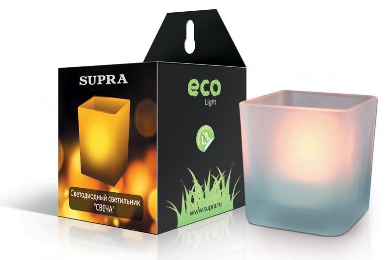 Свеча светодиодная Supra LC-03