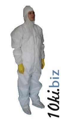 Комбинезон защитный (промышленные загрязнения) купить в Туле - Защитная спецодежда с ценами и фото