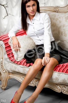 Рубашка Dolce&Gabbana с длинным рукавом