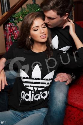 Батник Adidas женский