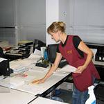 Особенности клининговых услуг по уборке зданий, помещений и территорий.