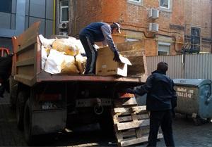 Вывоз мусора и хлама