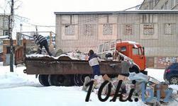 Вывоз мусора: строительного и бытового контейнером под «ключ» !!! Паркетные работы в России