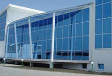 Обустройство входных групп в здания и офисах