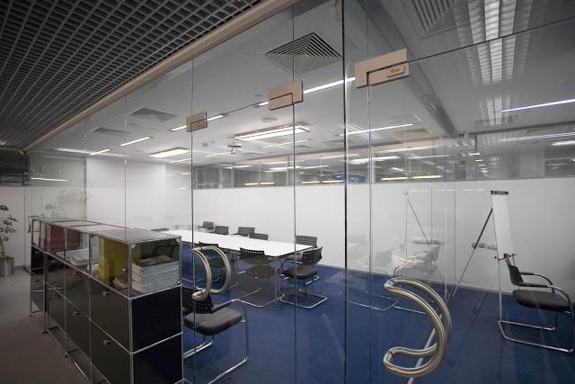 Раздвижные стены и перегородки для офисов и помещений
