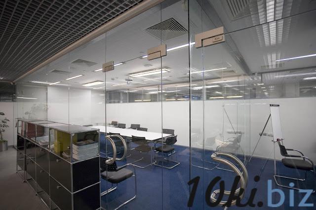 Раздвижные стены и перегородки для офисов и помещений Услуги по строительству в России