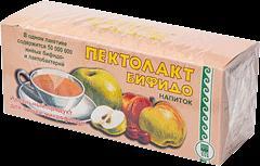 Фото ПРАВИЛЬНОЕ ПИТАНИЕ Пектолакт Бифидо напиток (пакетики 50 гр)