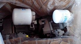 Сдвоеные Насосы BONFIGLIOLI M4PV-65-65-K-3-35-A-R-3-B-V-YI-R+M4PV-50-45-N-1-35-A-R-6-B-V-YI-R