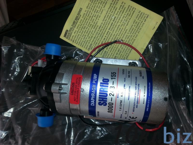 Диафрагменный насос SHURflo 8000-243-155 купить в Рыбинске - Гидравлическое оборудование с ценами и фото