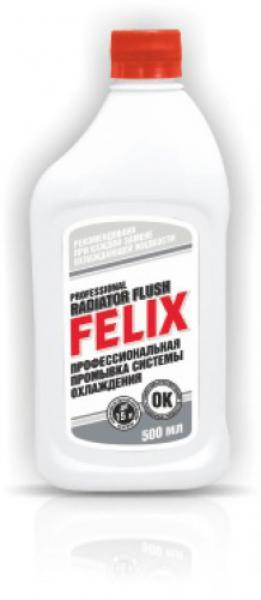 Промывка системы охлаждения Felix 500 мл.