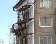 Благоустройство и Обслуживание зданий, помещений и территорий : Мойка окон, витрин, Фасадов