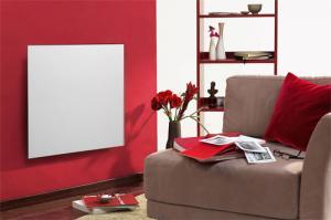 Фото Инфракрасные нагревательные панели, Керамические нагревательные панели панель Mono PCH 370 ATES Белая