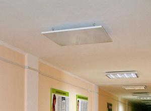 нагревательная панель UDEN 500 P потолочная