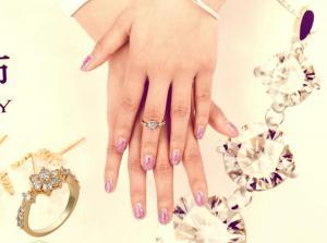 Фото Кольца Кольцо на фалангу Цветок
