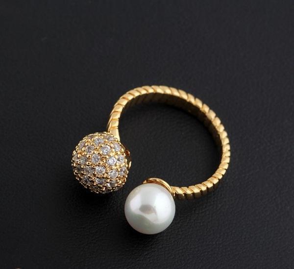 Кольцо на фалангу Юлия