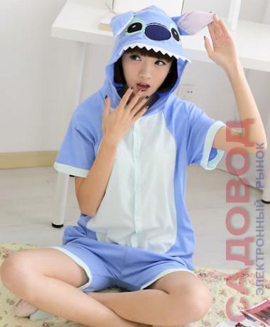 Летнее кигуруми №22. Пижама женская купить на рынке Садовод 036269dad9145
