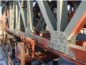 Фото Металлообработка в Севастополе детали для строительства мостов
