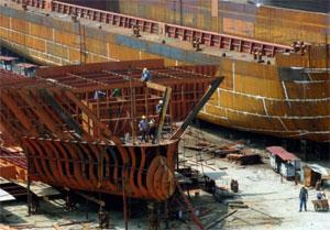 детали для судостроения и судоремонта