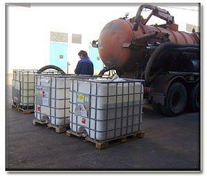 Вывоз и утилизация опасных отходов