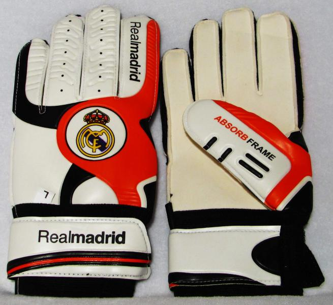 Печатки вратарскиe Real Madrid 3762-01