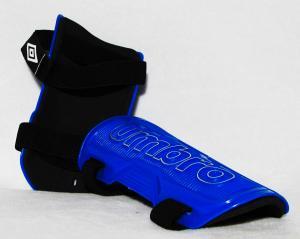 Фото ЩИТКИ ФУТБОЛЬНЫЕ Щитки футбольные UMB fb-625 синие