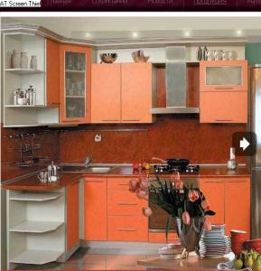 Фото Каталог кухонь, Кухни с фасадами из ЛДСП  Кухни с фасадами из ЛДСП 2