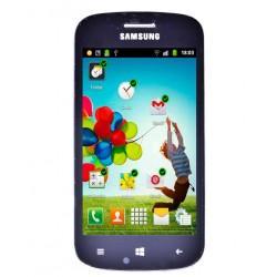 Samsung S7 wifi, Android 4.1 (2 sim) (черный) (код:391