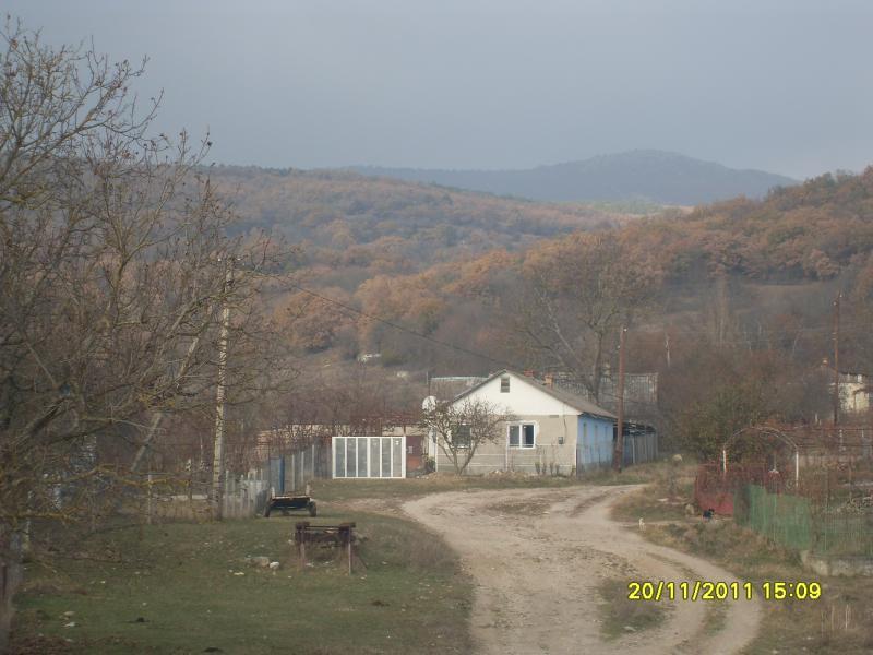 01- Продаётся дом в Орлином, Севастополь