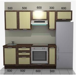 Фото Каталог кухонь Кухни рамочные