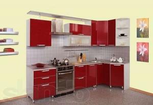 Фото Каталог кухонь, Кухни в алюминевой рамке Кухни с алюминеевой рамкой 1