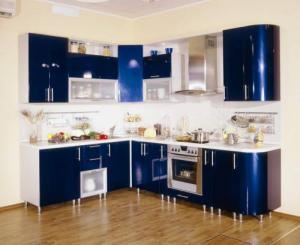Фото Каталог кухонь, Кухни эмалированные Кухни эмаль