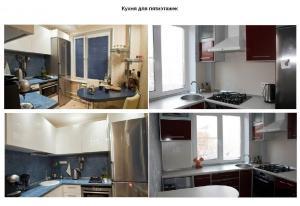 Фото Каталог кухонь, Кухни для 5ти этажек Кухни для 5ти этажек