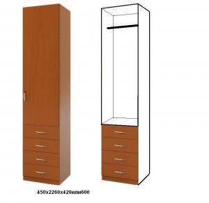 Фото Каталог шкафов , Шкафы распашные Шкаф распашной 3