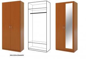 Фото Каталог шкафов , Шкафы распашные Шкафы распошные 5