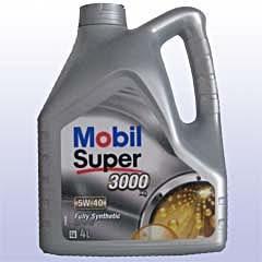 Фото Масла импортные , MOBIL    Розлив MOBIL 3000 5w40 cинт.1л.