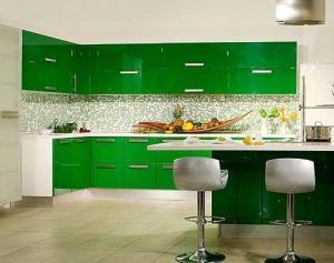 Фото Каталог кухонь, Кухни с акриловами фасадами АГТ Фото кухонь 1