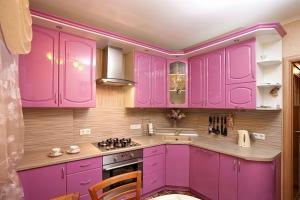 Фото Каталог кухонь, Кухни с акриловами фасадами АГТ Фото кухонь 3