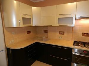 Фото Каталог кухонь, Кухни с акриловами фасадами АГТ Фото кухонь 4