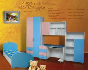 Фото Детские стенки Детские стенки 1